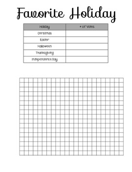 MORE Bar Graph Practice Worksheets by Smith Science and