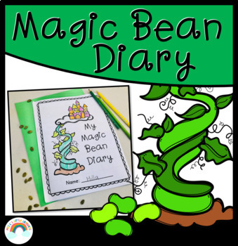 Magic Bean Diary : Procedure Writing : Fairytale by Krazy