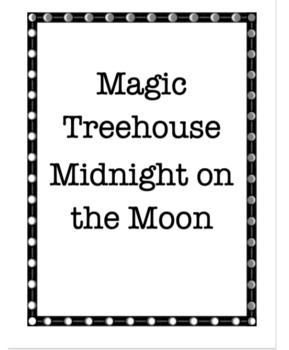 Magic Treehouse- Midnight on the Moon Resource Pack by Ann