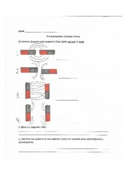 Magnetic Forces Worksheet Third Grade. Magnetic. Best Free