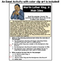 Collection of Martin Luther King Jr Worksheets - Bluegreenish