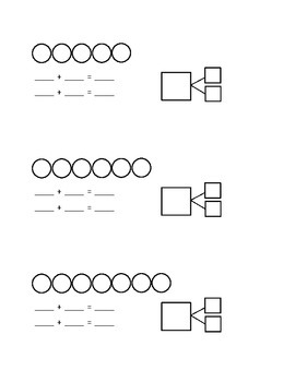 Making Ten with Number Bonds and Equations, Adding 2-10 by