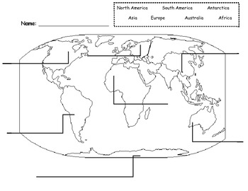 Map Integrated Geography, Reading, and Writing Unit. by