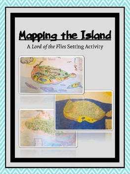 Lord Of The Flies Map : flies, Mapping, Island:, Flies, Setting, Activity