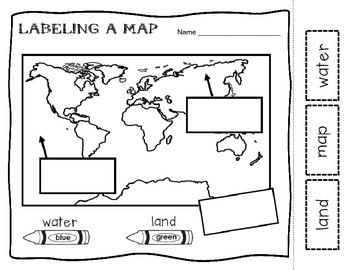 Maps and Globes Introduction by Clowning Around in Third