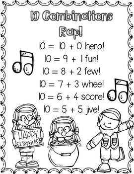 March Daily Calendar Review and Math Practice by First