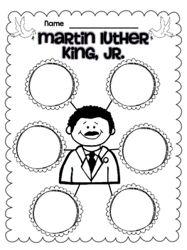 Worksheet For Kindergarten Black History Ignments
