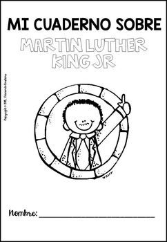 Martin Luther King Jr Non-Fiction Unit in Spanish by