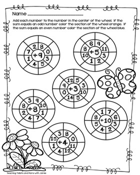 Addition, Addition Worksheets, Addition Word Problems