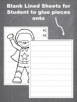 Ordering Numbers Worksheets and Activities by Ready Set