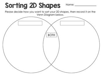 venn diagram sorting shapes trailer connector wiring nz math 2d by sparkle fingers teachers pay