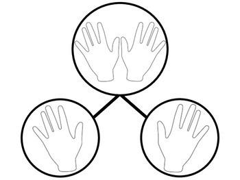 Math Work Mats: Number Bonds transitioning to Part Part
