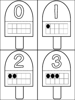 May! 7 Math Centers for Counting & Cardinality! Count