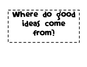 McGraw Hill Wonders Grade 4 Unit 1 Week 1 Theme Board by