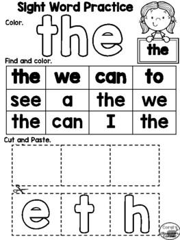 Wonders Kindergarten Interactive Journal Unit 1 by Coral's