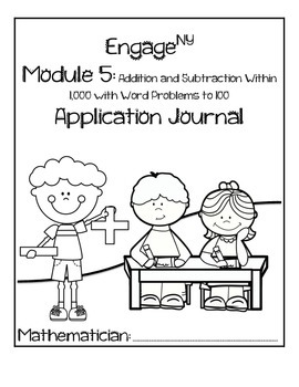 Eureka Math (Engage NY) Module 5 Application Problems
