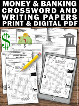 Personal Financial Literacy Worksheets, Consumer Math