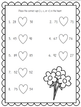 Mothers' Day Math & Literacy- NO PREP PACKET by Repasky