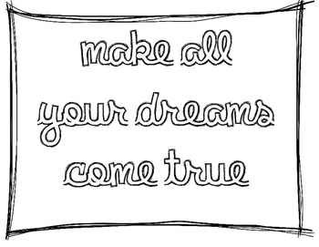 Motivational Quotes Coloring Sheets by BusyBeeinGradeThree