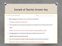 Mr. Smith Goes to Washington Lesson Plan Pack by ...