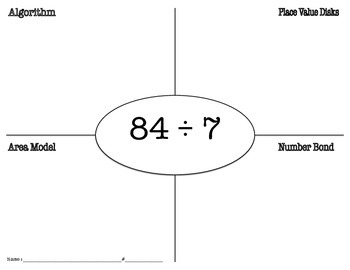 Multiple Division Strategies Quick Check (Eureka Math) by
