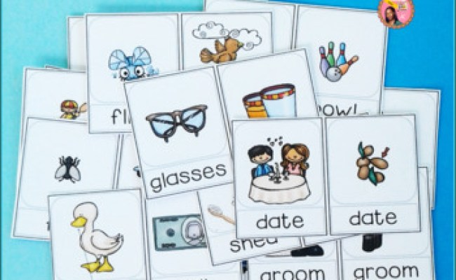 Multiple Meaning Words Memory Game By Nyla S Crafty