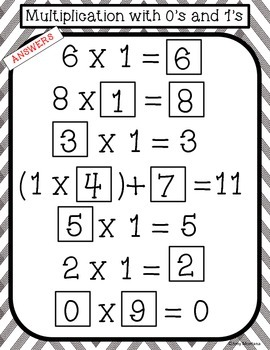 Multiplication and Division Tile Activities {Meets Common