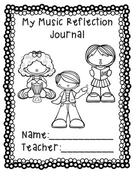 Music Reflection Response Journal: Writing to Learn in