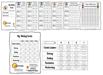 My Data Notebook {keeping students accountable} with