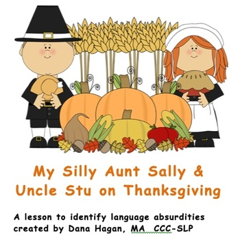 My Silly Aunt Sally Amp Uncle Stu On Thanksgiving