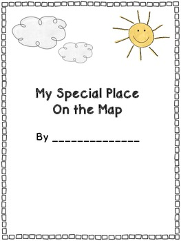 My Special Place on the Map: Geography & Maps for