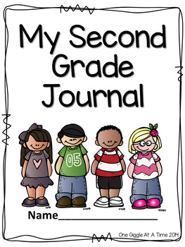 My Writing Journal (Multiple Cover Options) by One Giggle