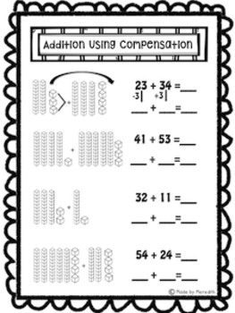 NEW enVision Math 2.0 2nd Grade Topic 3 Resource Pack by