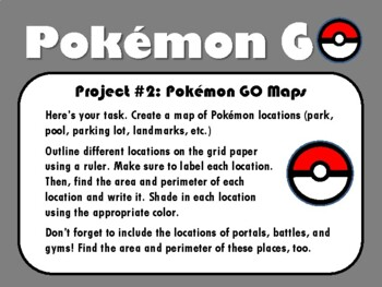 Pokemon GO Project-Based Learning GREAT PBL FOR SCIENCE
