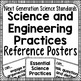 NGSS Practices of Science Reference Posters by I Heart