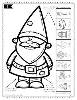 Gnome Articulation & Phonology Sliders: NO PREP Speech