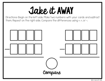 NO PREP Skill Building Math Games for ALL Year by Alisa