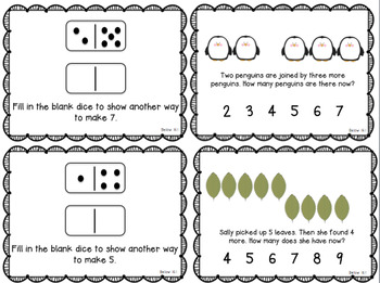 NWEA MAP Practice Test Question Cards- Reading and Math by
