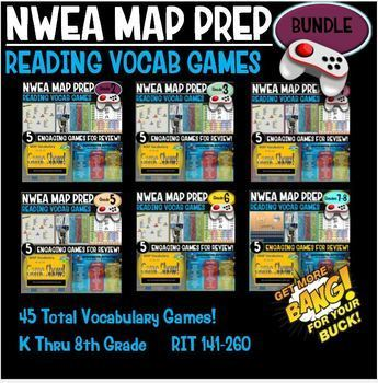 nwea reading games | Games World