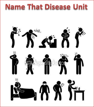 Name That Disease Unit by The Healthy Mind Curriculum by