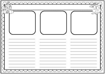Narrative Imaginative Writing Fiction Texts Writing Sheets