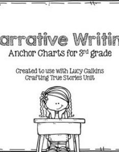 Narrative writing for rd grade also lucy calkin teaching resources teachers pay rh teacherspayteachers
