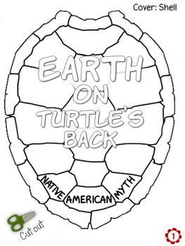 Native American Myth: Earth on Turtle's Back Craftivity