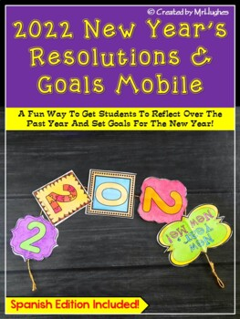 New Year's Resolutions and Goals Mobile 2018 Edition