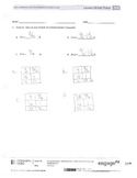 5th grade Fractions Teacher Manuals Resources & Lesson