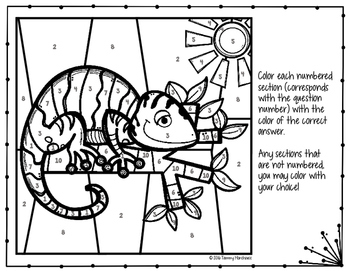 Newton's Laws of Motion Coloring Page by The Morehouse