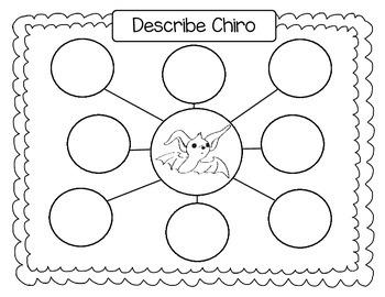 Nightsong Bat Craft and Literacy Activities ~ Reading