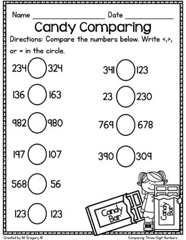 No Fuss! December Math Printables (2nd Grade) by Mandy