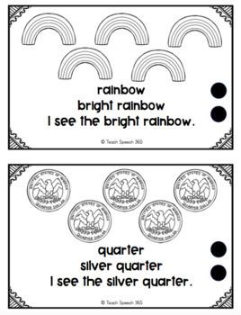 No Prep Multisyllabic Word Books (Plus Color Flashcards