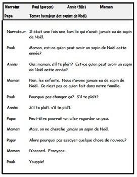 Piece De Theatre Pour Enfants : piece, theatre, enfants, Noël:, Pièces, Théâtre, Lecteurs, French, Christmas, Plays